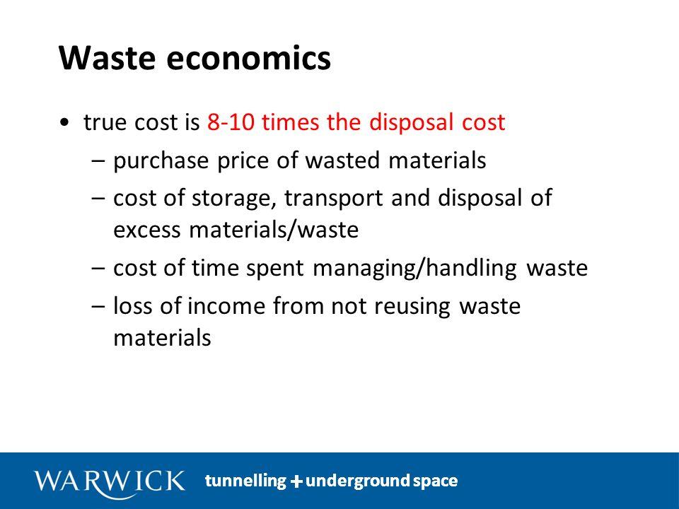 Disposal Cost - AcqNotes