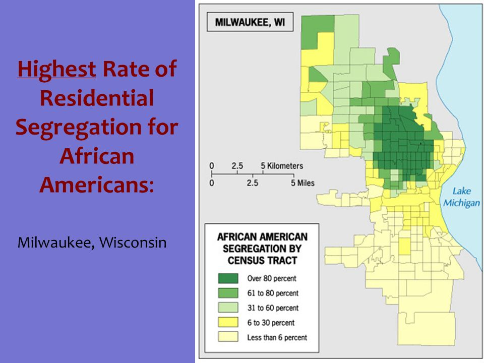 residential segregation of african americans in Segregation and stratification a biosocial perspective douglas s massey axiomatically true that african americans will experience more neighborhood poverty trends in black-white residential segregation for hypersegregated metropolitan.