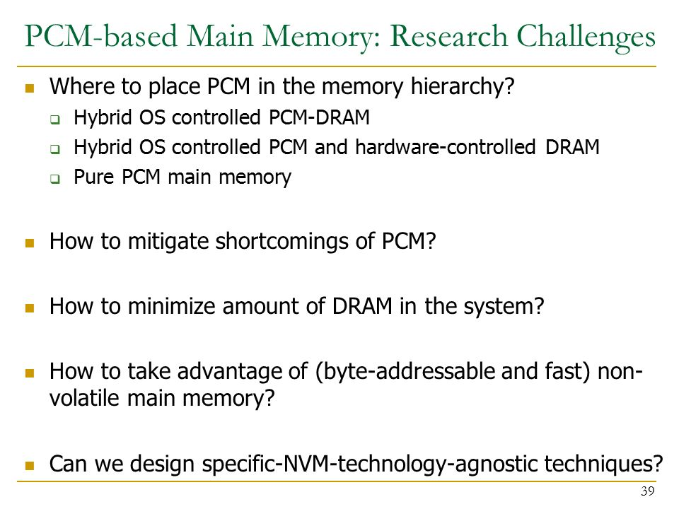 Virtual memory research paper