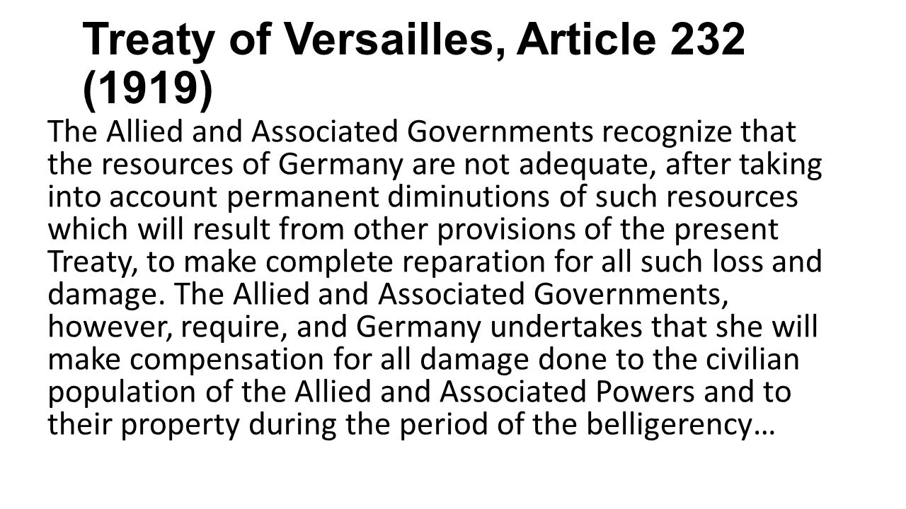 account of the treaty of versailles Includes sources, a true or false quiz and the treaty game.