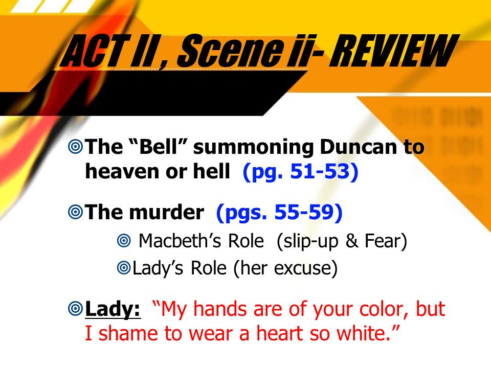 the role and significance of the witches in macbeth Act 3, scene 1 alone at macbeth's court, banquo voices his suspicions that macbeth has killed duncan in order to fulfill the witches' prophesies.