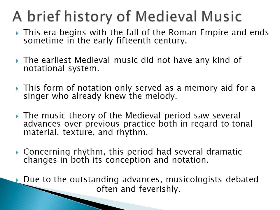 a comparison of changes in the medieval and renaissance era The renaissance period rolled into the baroque era there were changes made over more about comparison/contrast renaisssance and baroque essay.
