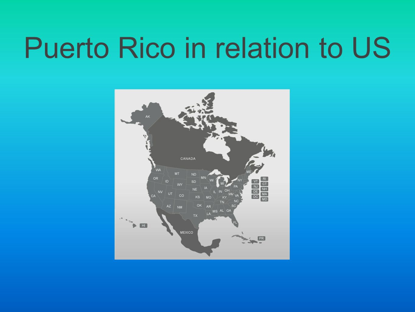 what is the relationship between us and puerto rico