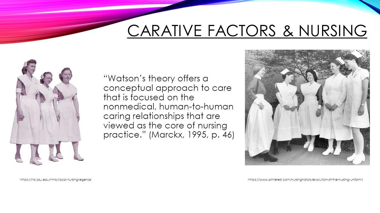 main concept 10 carative factors