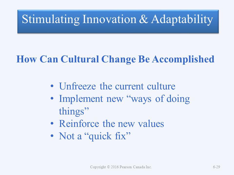 techniques for stimulating innovation 1189 | p a g e attributes and characteristics that stimulate innovation  these  innovation leaders are termed as highly creative  technique.