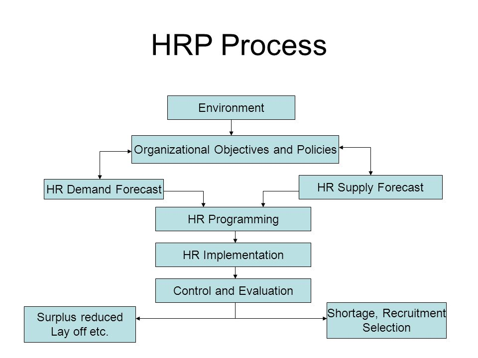 hrp recruitment and selection ppt