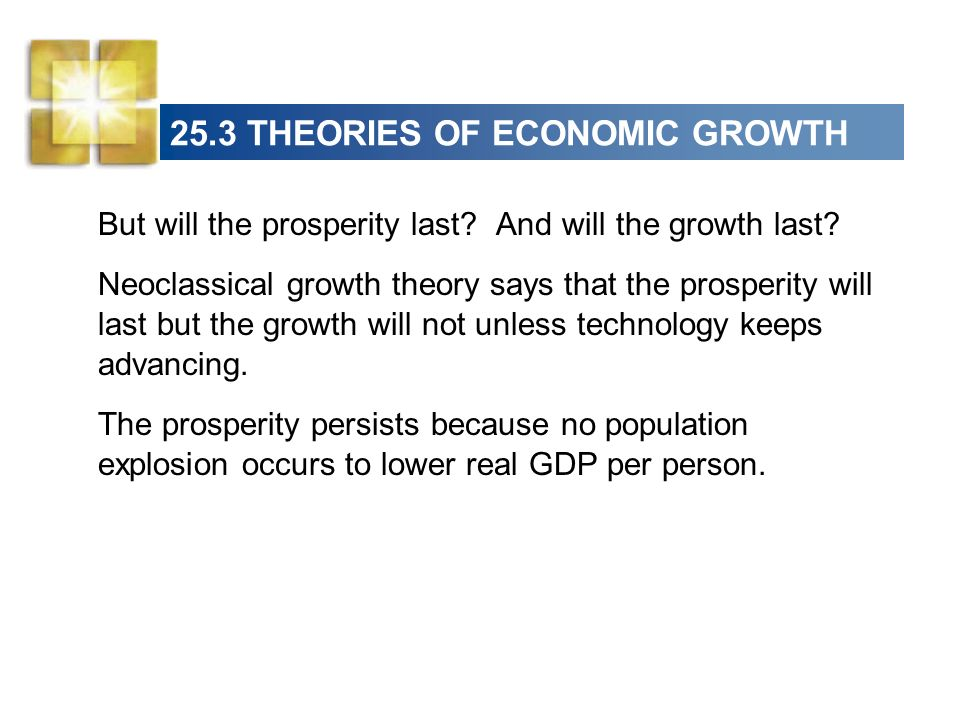 neoclassical theory of economic growth Most neoclassical economists differentiate between facts and norms, where the latter are only an issue in explicitly normative fields of neoclassical economics such as welfare economics or economic policy, which provide guidance and analysis for binding, normative decisions.