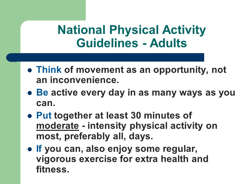 a discussion on physical activity If you're thinking about how much physical activity your kids are getting at their daycare, ask care providers these 17 simple questions.