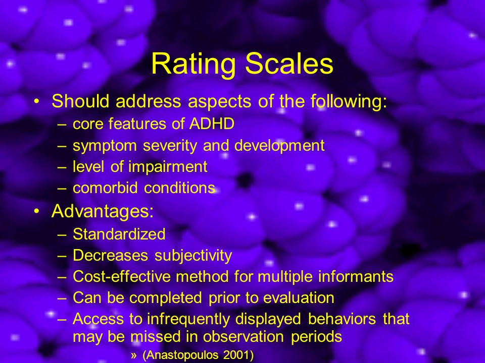 conners parent rating scale revised short form pdf