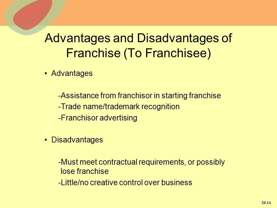 "advantages and disadvantages of business memos This is ""advantages and disadvantages of business the following advantages and disadvantages of business five advantages of small business."