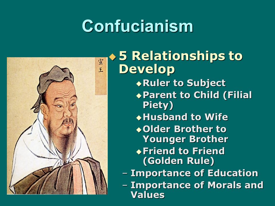 confucianism negative impact Confucianism in east asia chao-lun (jacob) huang doctoral student department of sociology, unt why confucianism is so important in.