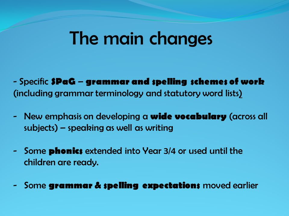 Help writing papers ks2