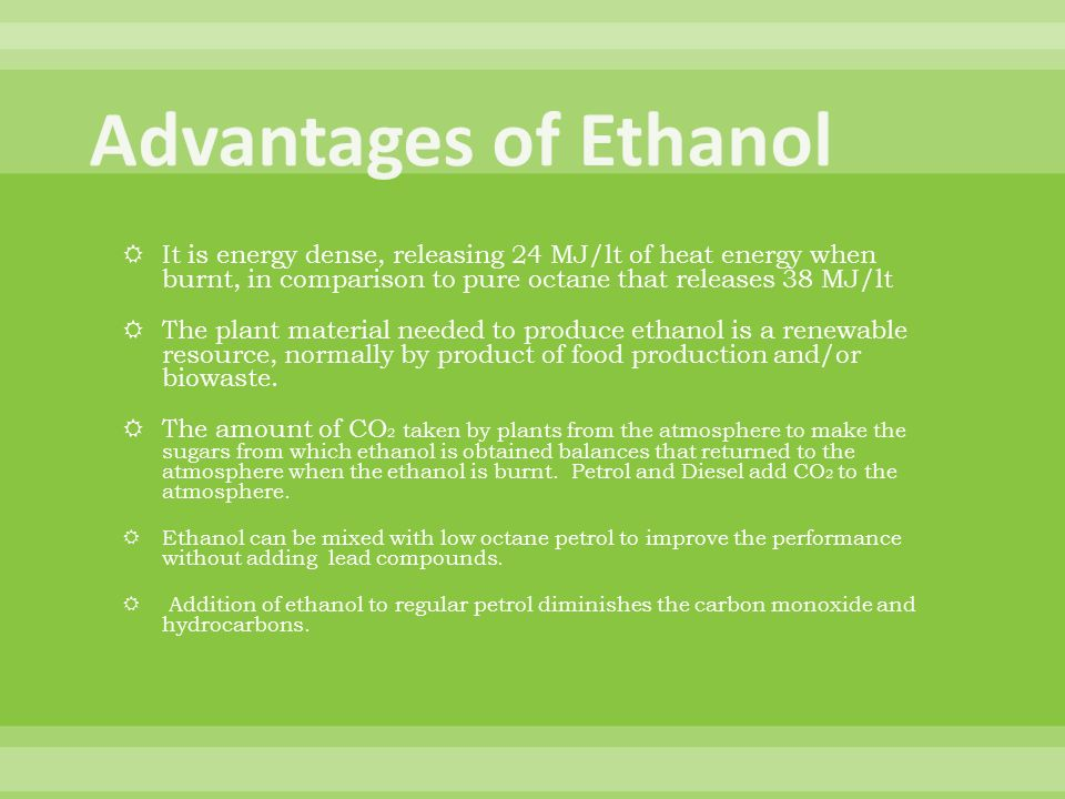 Ethanol Production. - ppt download