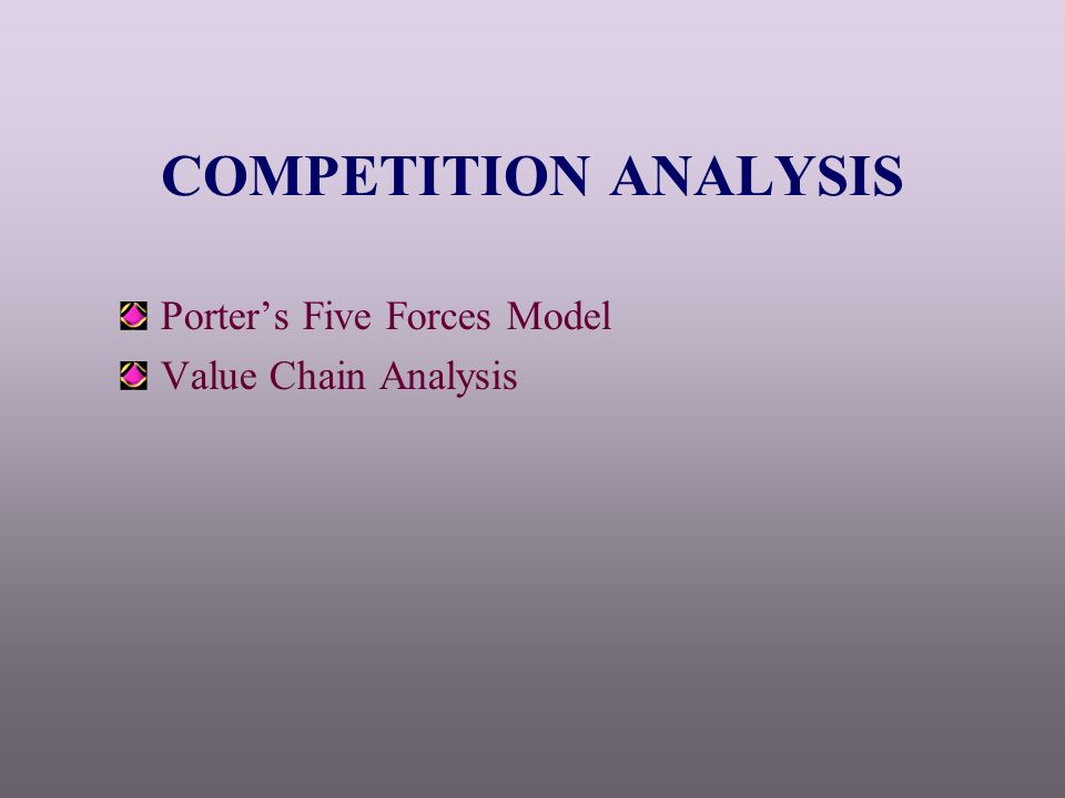 porter s five forces and value chain unilever Answer to how do porter's competitive forces model, the value chain model, synergies, core competencies, and network economics.
