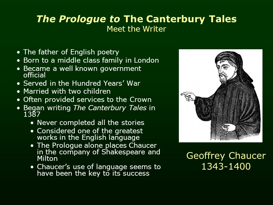 the canterbury tales general prologue summary The canterbury tales general prologue: style, structure, and characters 10:37 the knight's tale in the canterbury tales: prologue & summary.