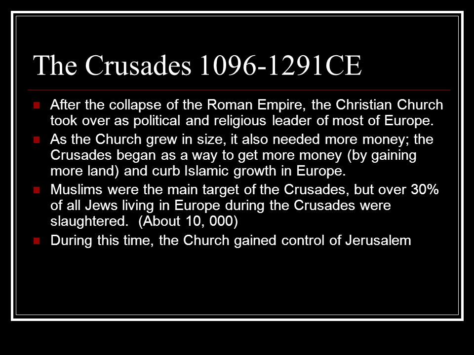 the christian church held europe together during the middle ages Such expertise was lost to europe during the christian period, and redeveloped  by the middle ages, medicine had  the church still held medicine back.