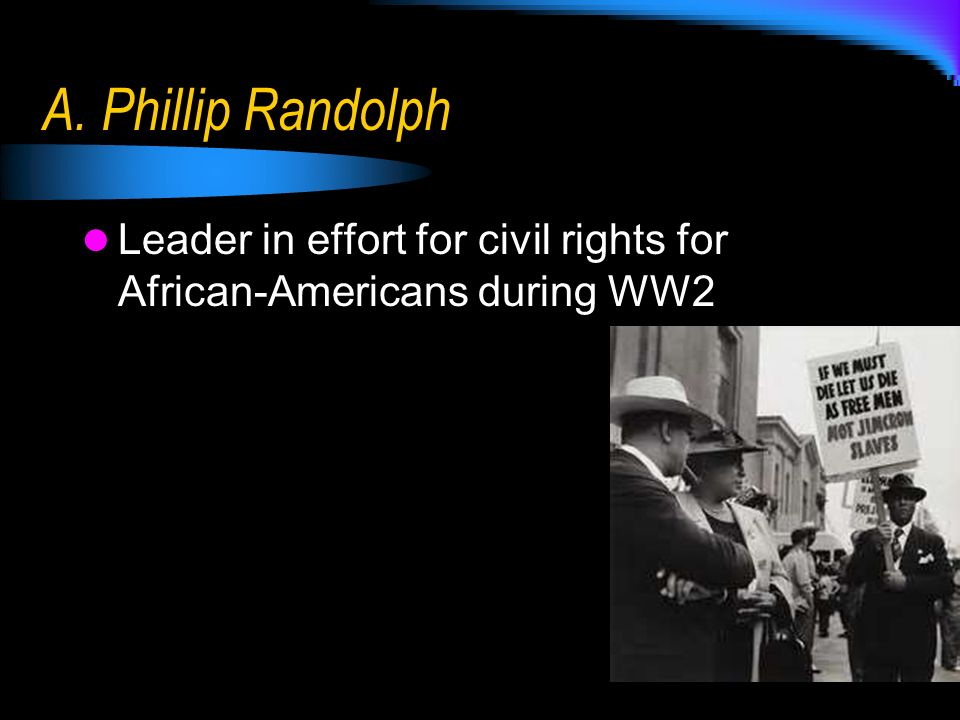 an introduction to the importance of the civil rights of african americans in the united states Civil liberties and civil rights  such as african americans, hispanics, and women  do the civil rights of the united states cover all the rights that they .