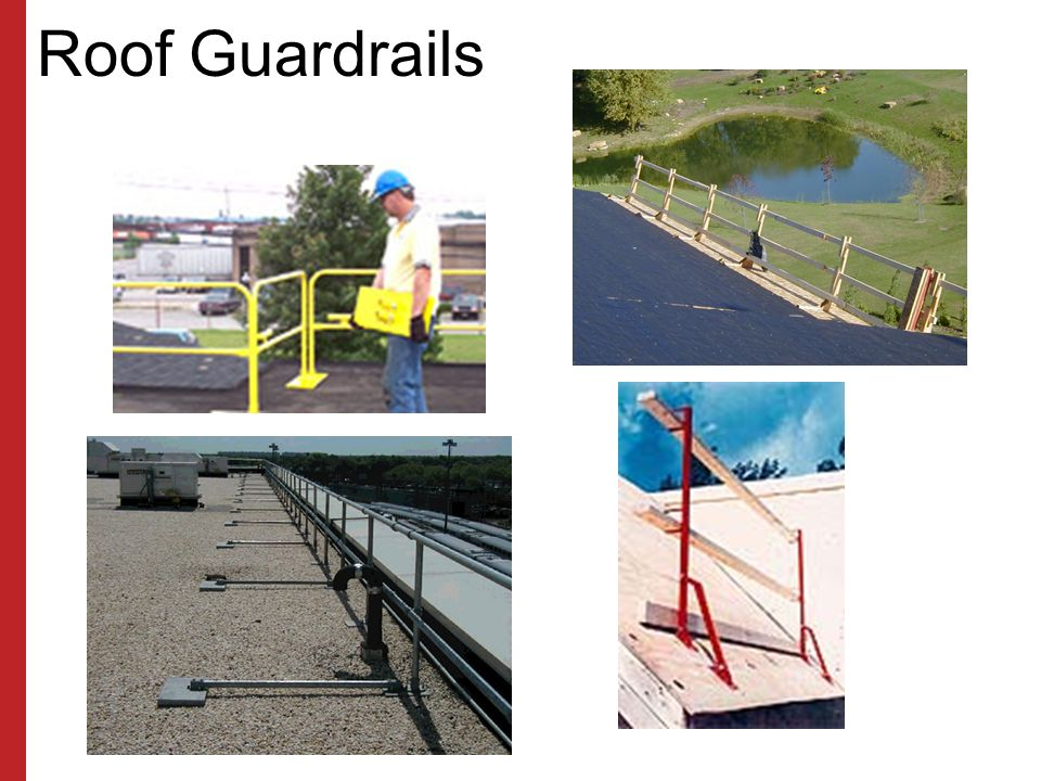 Osha Flat Roof Fall Protection Requirements Scaffolding