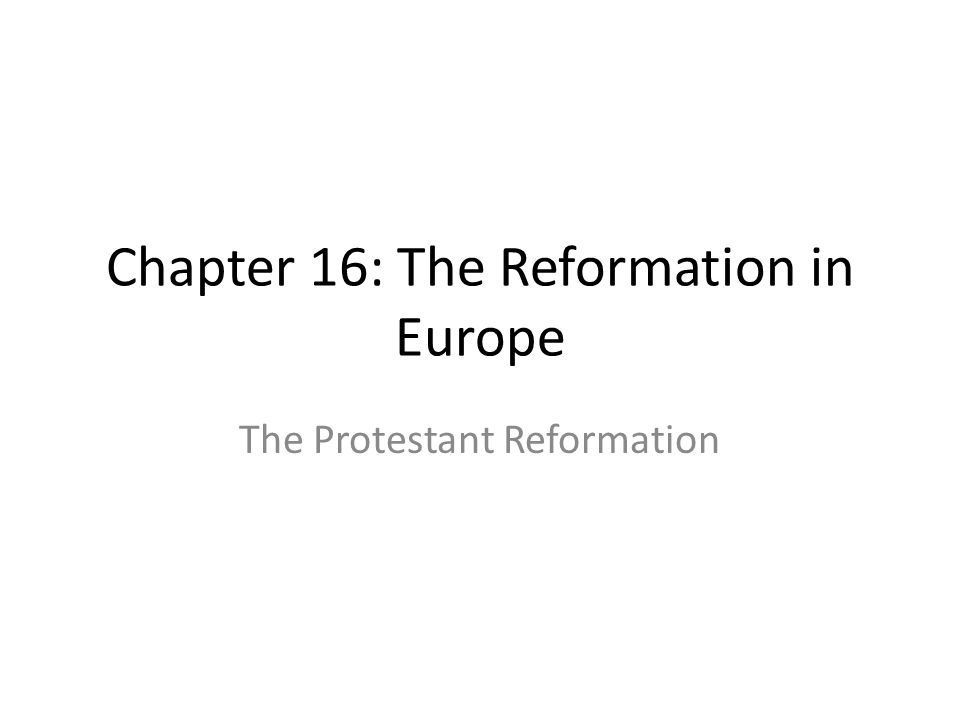 the protestant reformation research paper Protestant reformation essay please answer all questions for this paper please use the rubric that is added for the paper as well please.