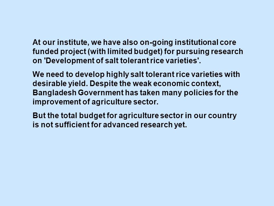 if the research budget is limited 3 days ago  the budget should be developed with your departmental research  if cost  sharing is required (mandated) by the sponsor, please check with.