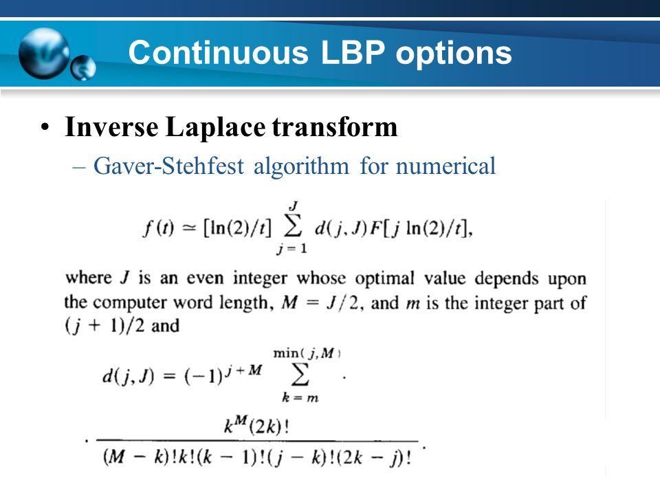 Inverse transform method simulation dating 2