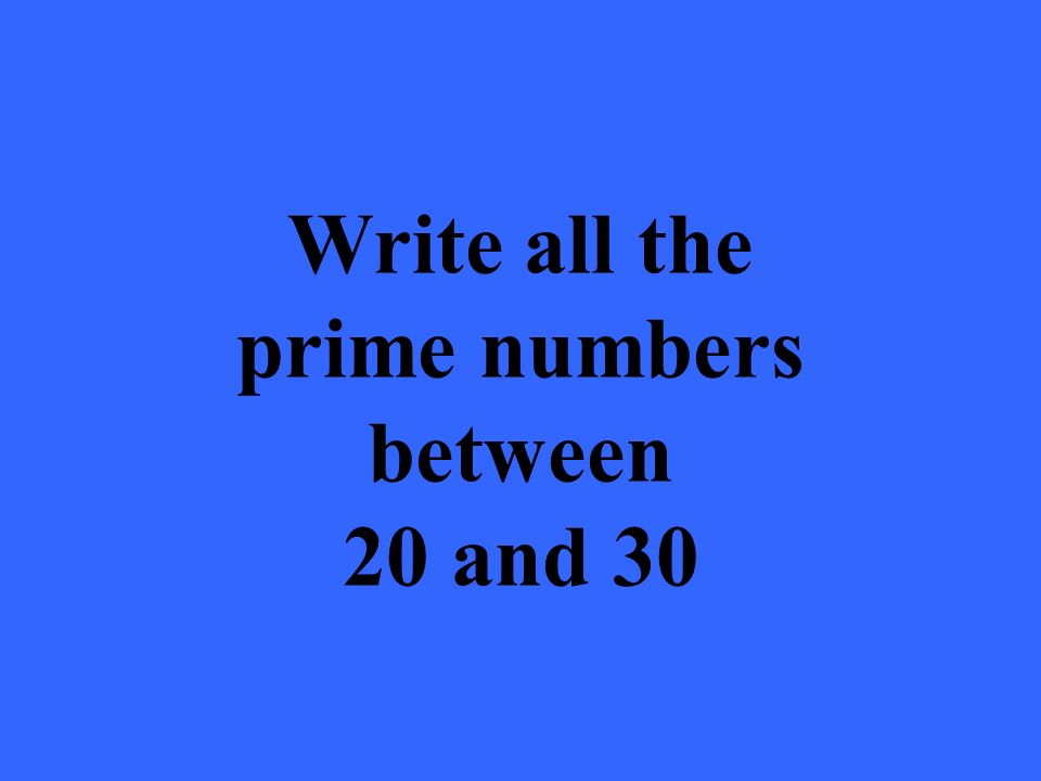 write all the composite numbers between 20 and 30s