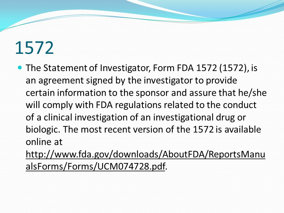 Preparing for an FDA Inspection - ppt download