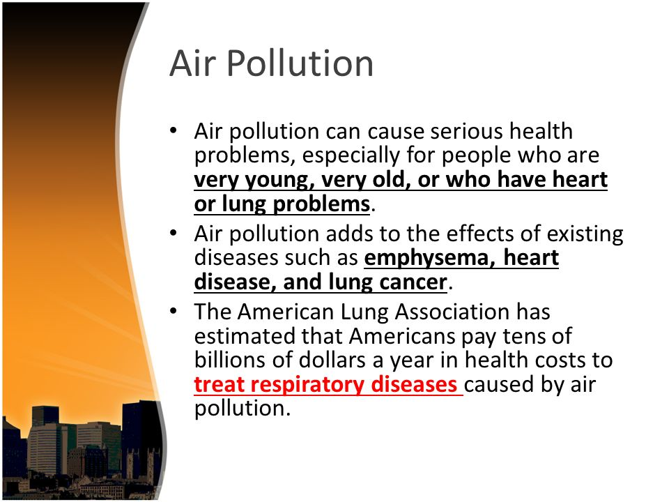 Air Pollution Assignment
