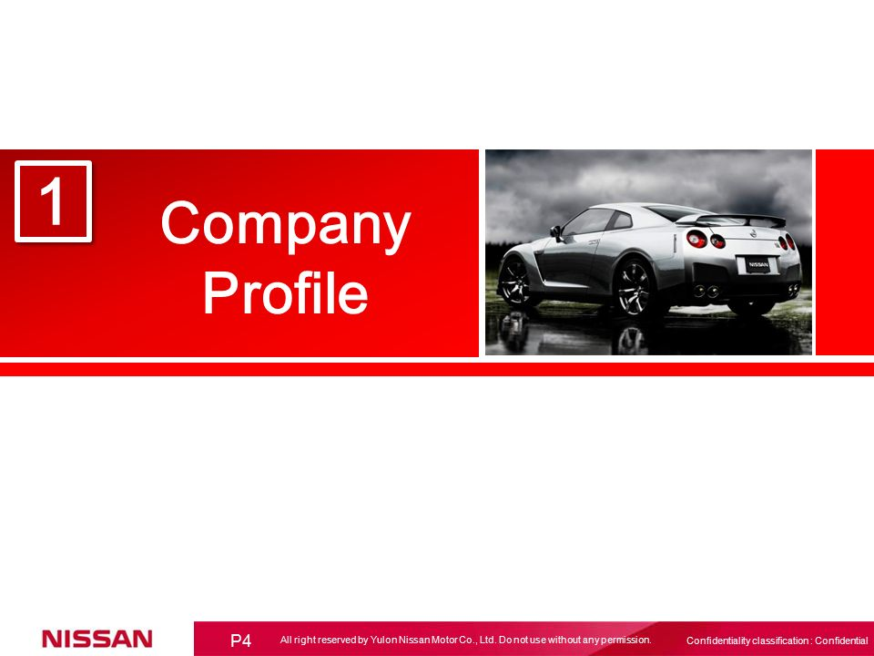 Yulon Nissan Motor Co Ltd Ppt Download