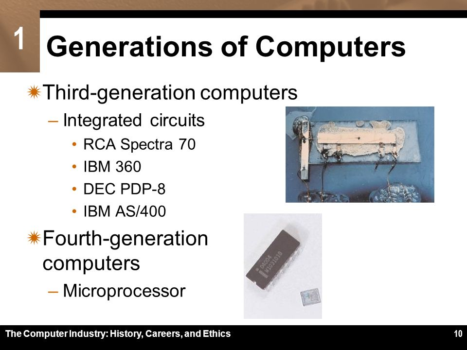 Second Generation Computers Transistors