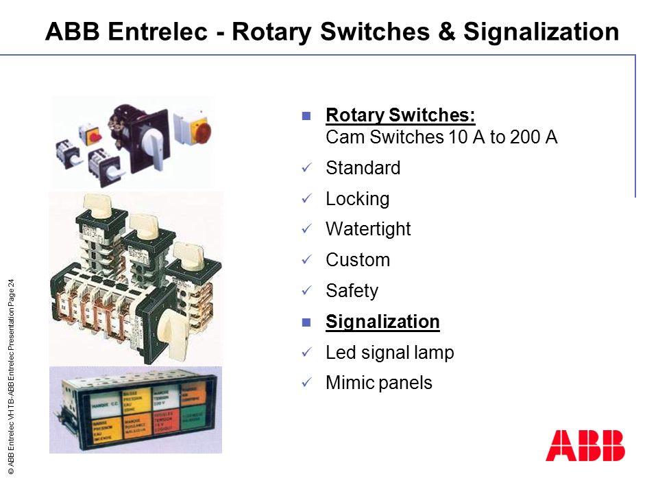 Abb Onv30pb Rotary Switch Wiring Diagram on