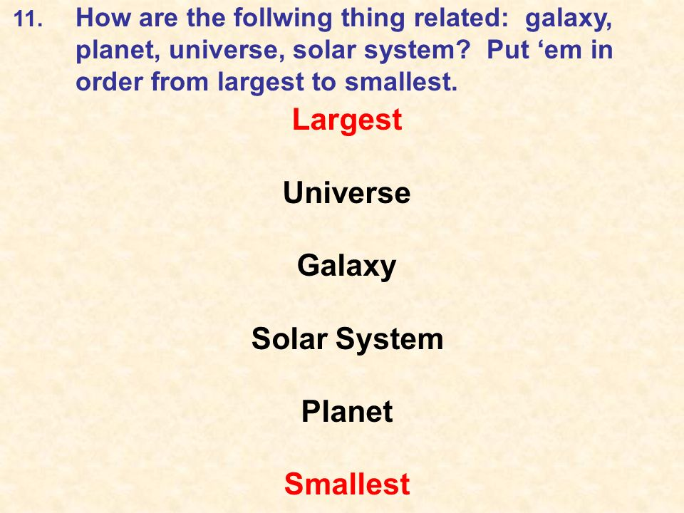 The smallest planet of the galaxy