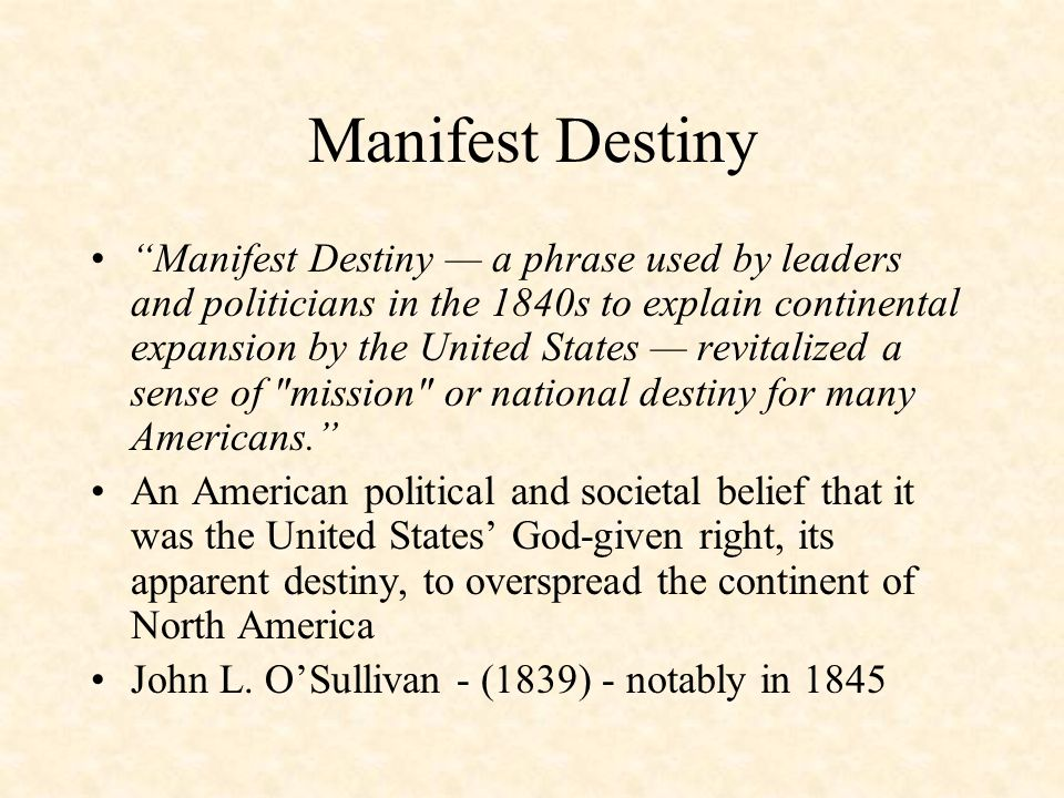 Missouri Map Usa Manifest Destiny Pageant Chapter Ppt Download - Ap us history textbook american pageant manifest destiny map