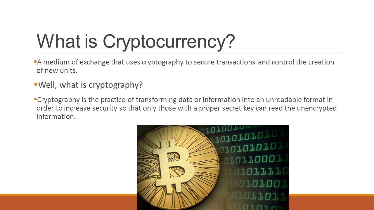What is trading currency