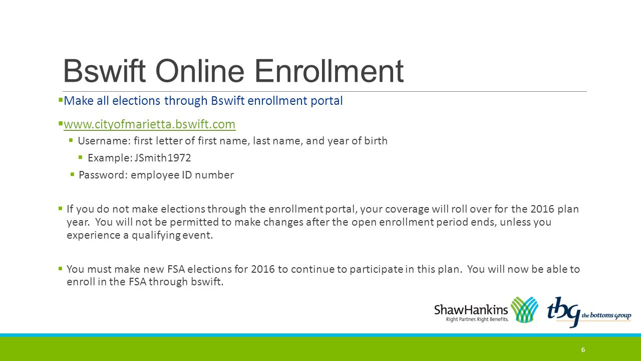 2016 benefits open enrollment review