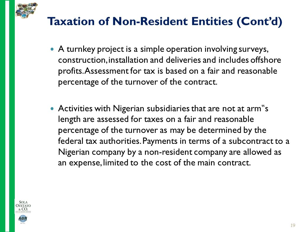 how to become non resident for tax purposes