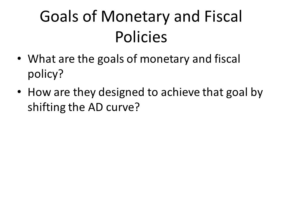 a study on monetary and fiscal policies In fact, economic research suggests that high debt levels ultimately could  fiscal  policy can have costly implications for monetary policy in times of fiscal crisis.