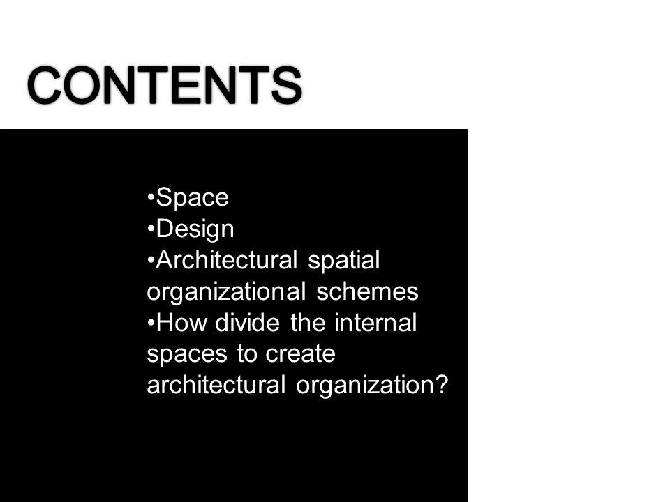 Spatial organization alessandra de valery carlos mercado for Spatial organization architecture design