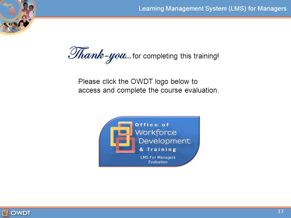 State Of Michigan Learning Management System Lms For