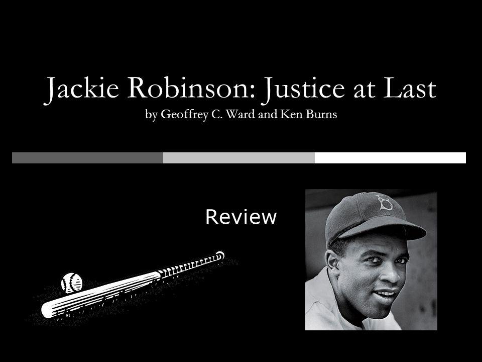 jackie robinson justice at last