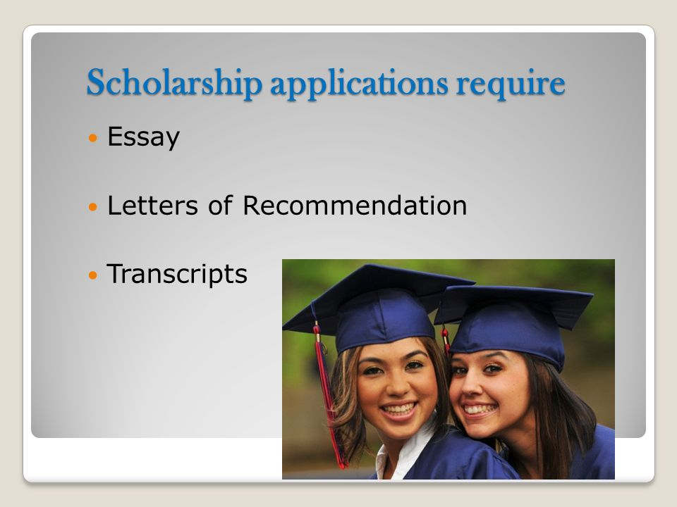 scholarships requiring short essays Some scholarships require additional application steps such as essays or   they must demonstrate an interest in sports marketing through a brief essay on  the.