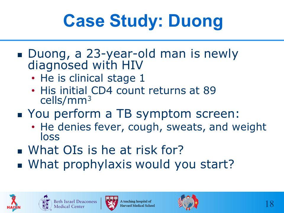 Hiv pcp case study