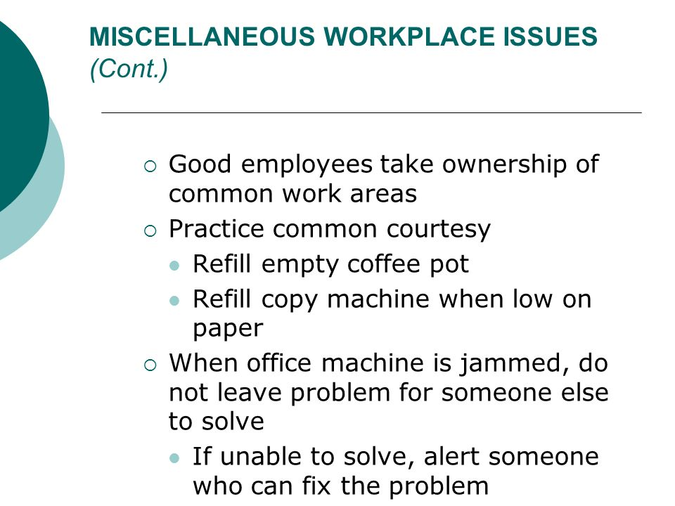 Accountability And Workplace Relationships Ppt Video