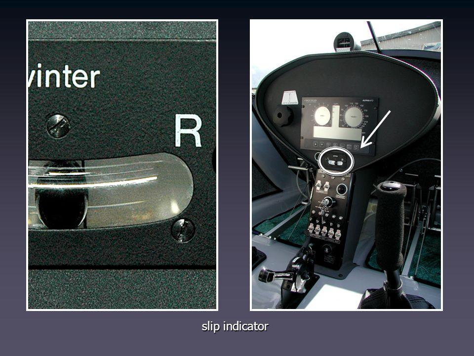 slip indicator