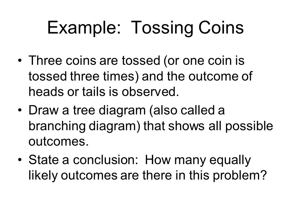 Three coins are tossed - three coins are tossed found All Free on