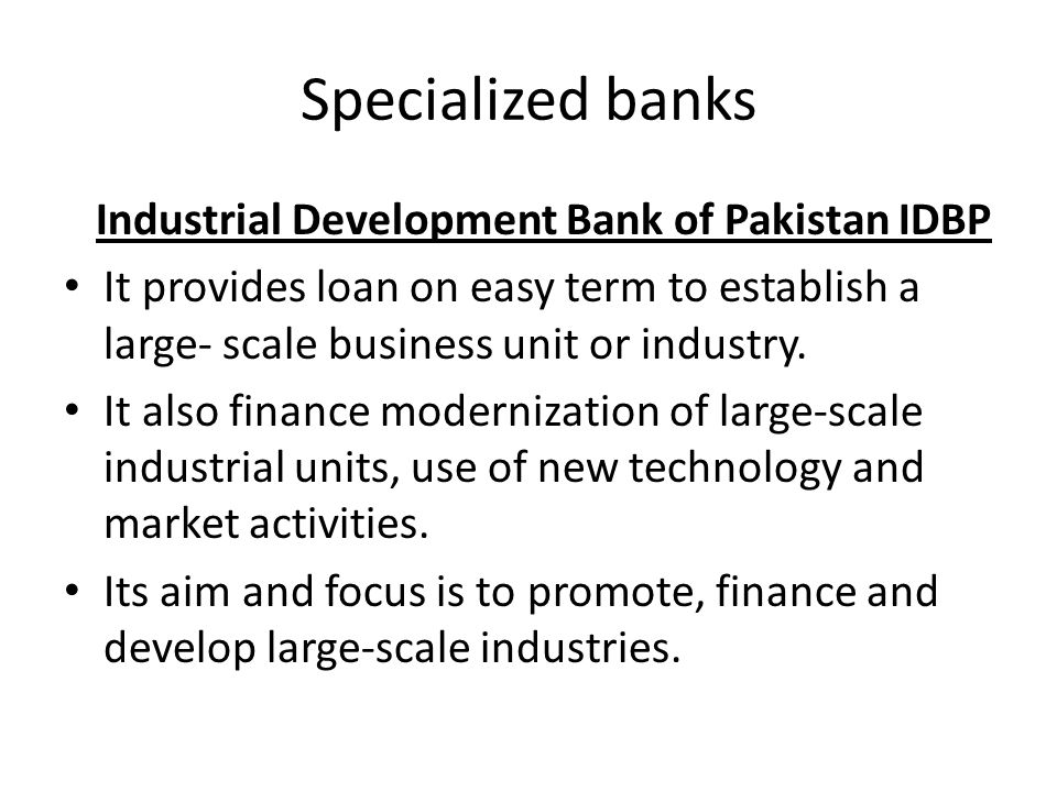 Top 5 Major Objectives of Development Banks in India