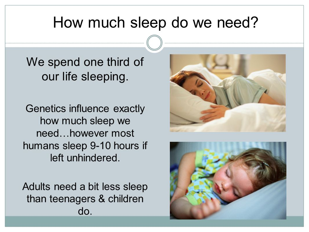 The Human Soul Has Still Greater Need Of The Ideal Than Of: Sleep And Dreams UNIT 5- RG 5A.