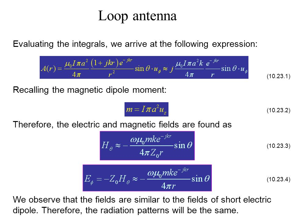 part 2  antennas two laws  from maxwell equation