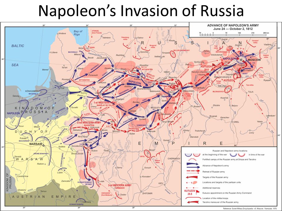 napoleon's invasion of russia Napoleon at the battle of the berezina during his retreat from russia  of czar  alexander i abandoned during napoleon's invasion in 1812.