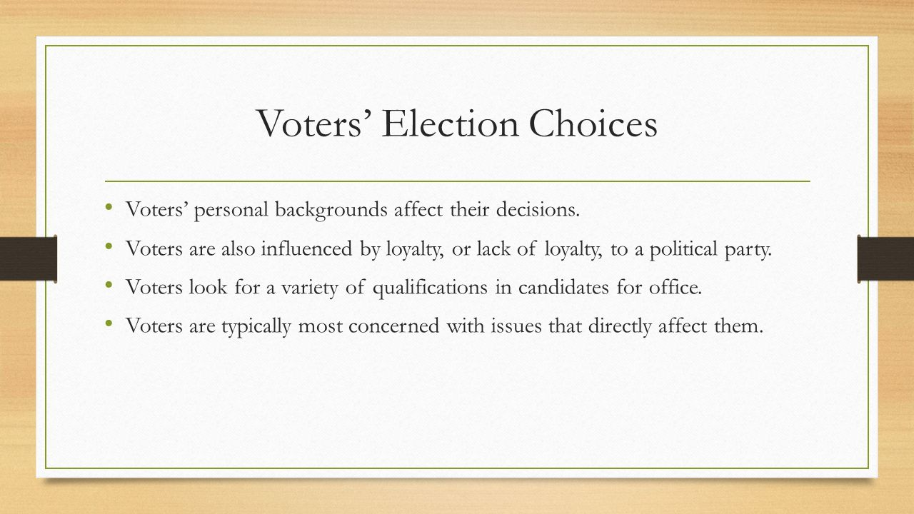 voting and elections are important aspe Election information voter turnout primary and local elections infogram_0_voter_turnout-590 voter turnout one of the most important factors is the.